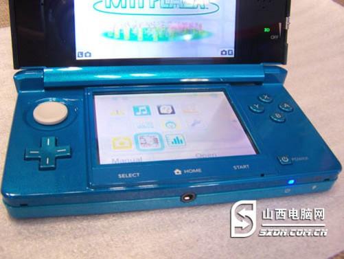 任天堂3ds游戏机特价-中关村在线