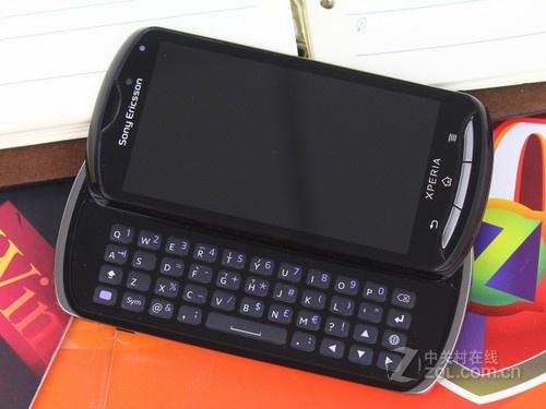 图为:索尼爱立信MK16i手机-侧滑全键盘安卓智能 索尼爱立信MK16i