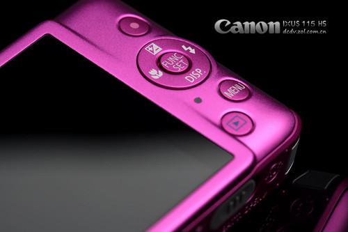 佳能(canon)ixus115 hs数码相机菜单操控评测-zol