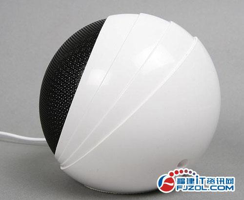 球形音响网矢量图