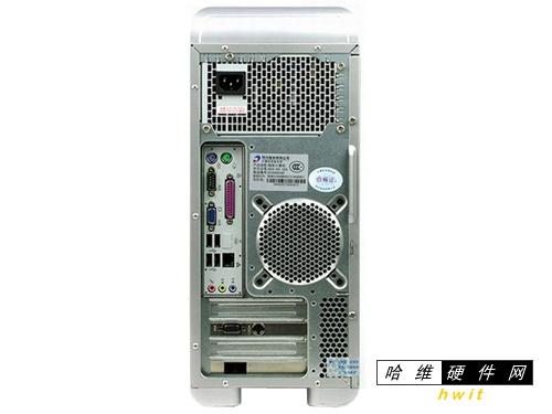 e3500处理器;集成intel gma x3100显卡,标配1gbddr2内存,320gb硬盘