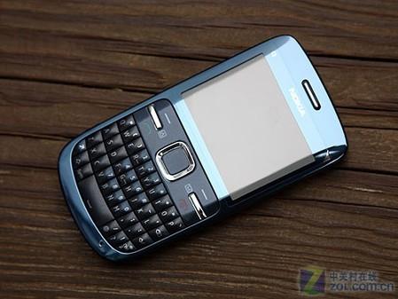 诺基亚(nokia)c3-00手机整体外观评测-zol中关村在线
