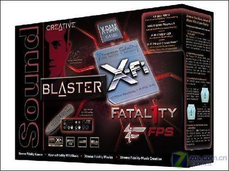 Sound Blaster X-Fi Fatal1ty