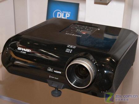 双模式投影 夏普Z3000投影机性能揭秘