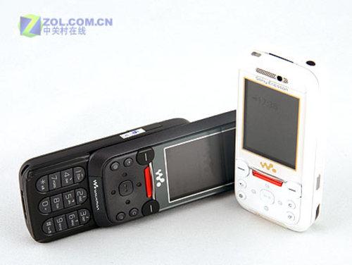 滑盖Walkman 索尼爱立信W830直逼2000
