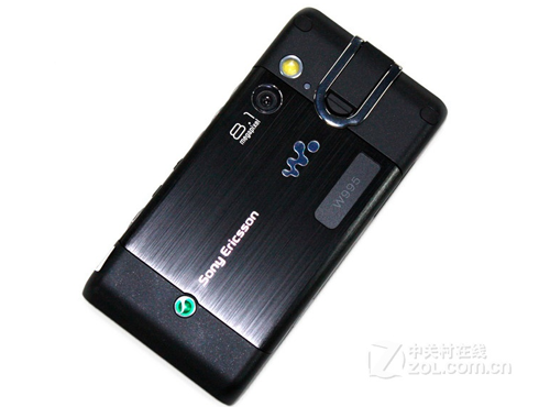 时尚智能音乐手机 索尼爱立信W995抢购