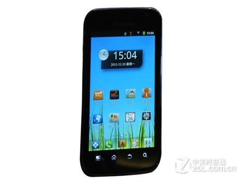 千元手机顶级配置 海信u8乌市售1190元