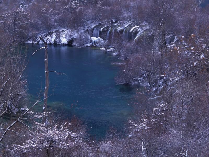 2月去九寨沟+行摄冰瀑奇景全攻略套图-第7张2攻略囧囧图片