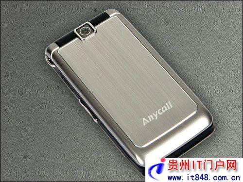 经典金属翻盖手机 三星S3600C售531元
