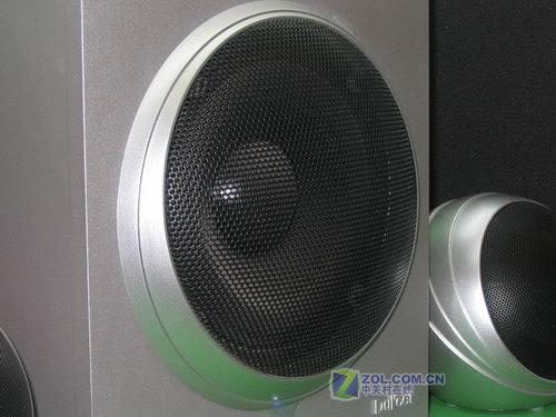 造型活泼可爱 惠威杜希s400电脑音箱