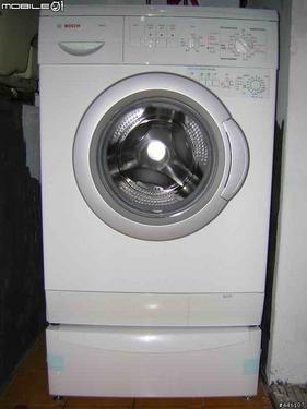 友 博世9kg滚筒洗衣机开箱安装实录
