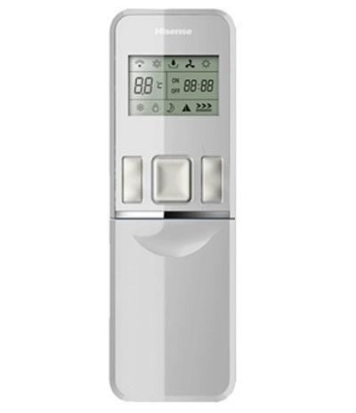 海信空调遥控器ef80s3说明书图解