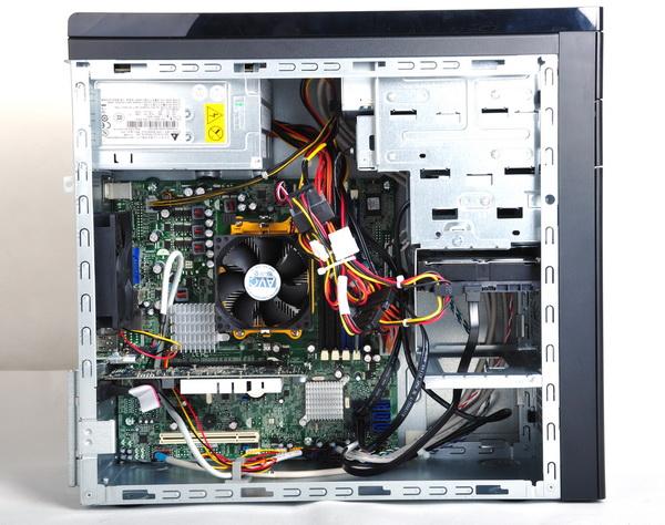 电脑主机箱内部构造_电脑机箱内部结构图 _排行榜大全