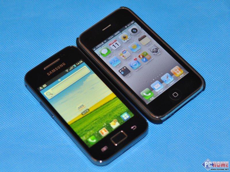 三星s5830评测 android 2.2 硬件 跑分