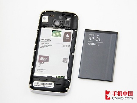 诺基亚(noki)603手机卡槽评测-zol手机版