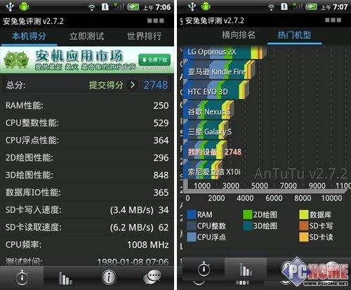 安兔兔性能评测 米MIX 2s跑分曝光:搭载骁龙845+隐形指纹