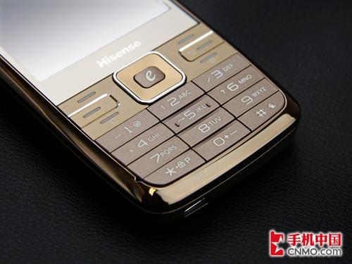 产品:eg617海信手机 3g双网双待 直板大屏幕海信eg617评测
