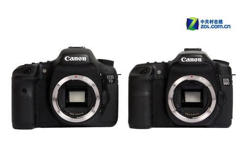 佳能数码单反相机-8张 秒连拍 佳能7D套机最新价仅10888元