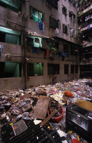 之城 三不管的九龙城寨 19 .jpg 五年拍摄黑暗之城 三不管的香港九龙
