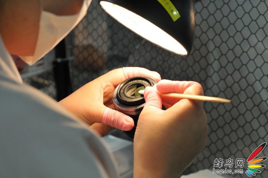 球面镜片,涂装,印刷等,组装工程有尼康1系列和coolpix系列机身及镜头.