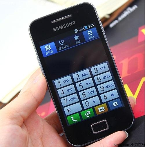 三星s5830手机软件_500万成像 三星S5830现降至仅1200元!-三星 S5830(Galaxy Ace)_南昌手机 ...