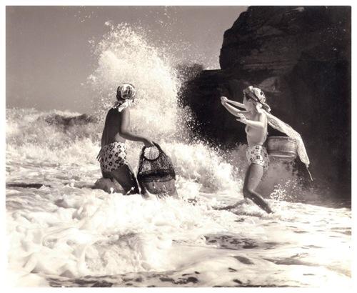 日本裸体写真第一页_日本早期裸体摄影先驱——岩濑祯之:海女 组图