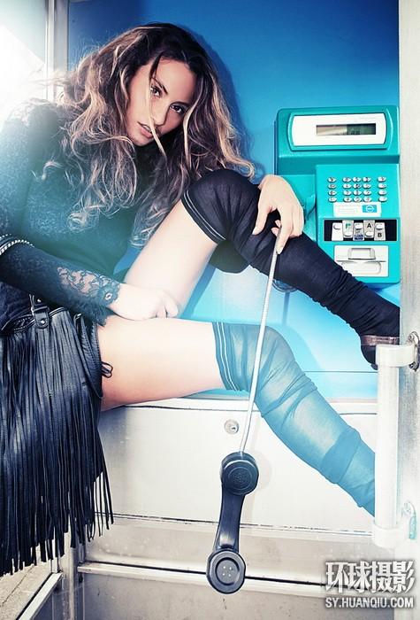 八零后美女摄影师:性感时尚摄影套图-第8张