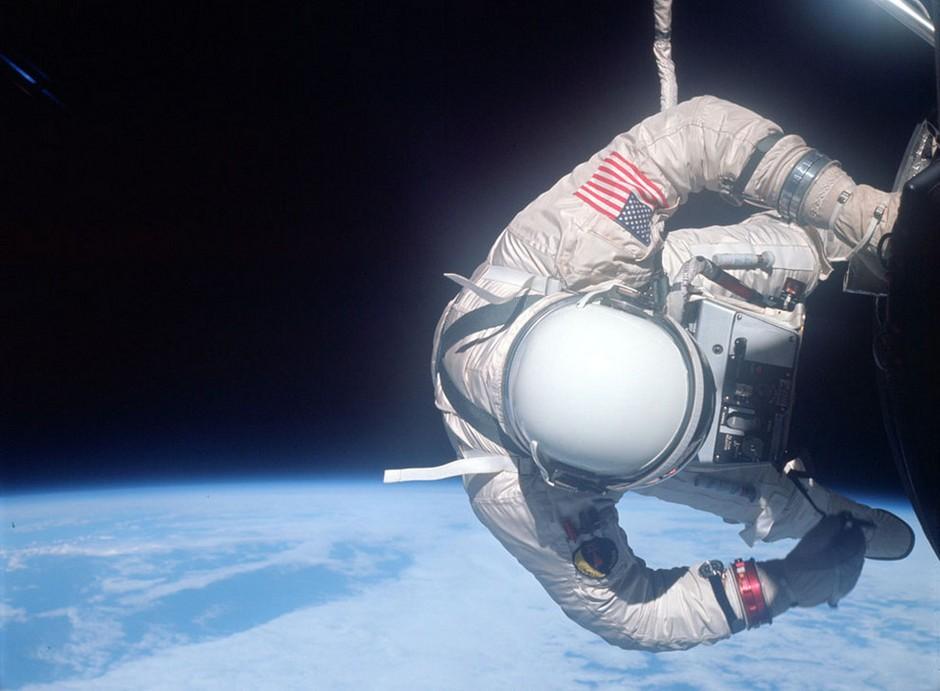 蜂鸟网 影像频道 老照片解密:美国宇航局双子座计划