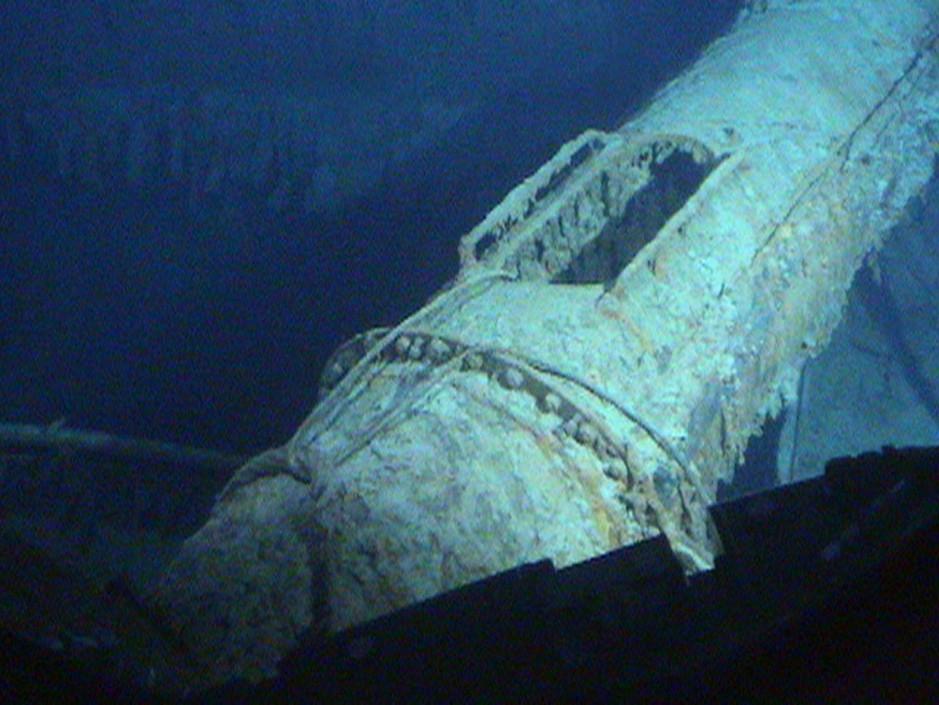 泰坦尼克号沉没100周年纪念图集 组图