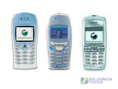最早的三款索尼爱立信手机-从2001年到2009年 索尼爱立信8年兴衰史