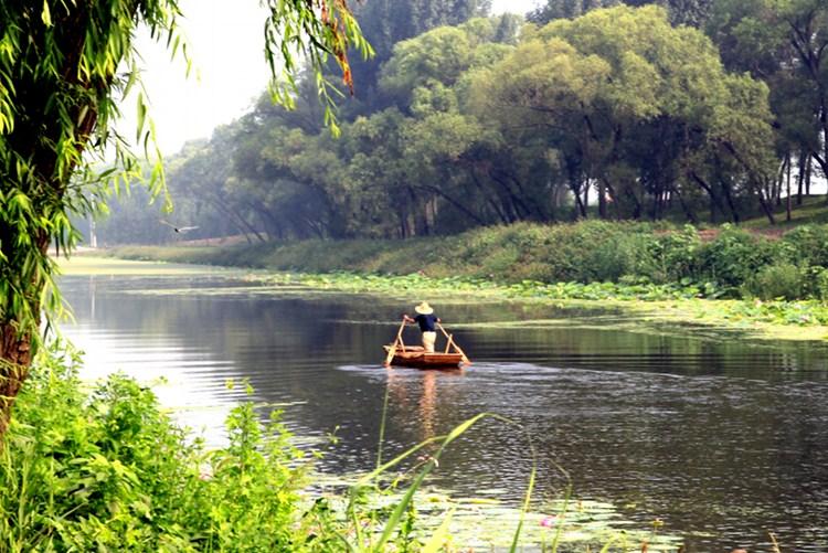 2007年,保定市白洋淀景区经国家旅游局正式批准为国家5a级旅游景区.