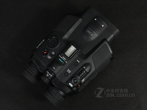 索尼摄像机使用图解摄像机常用按键中英文细数2005年畅销数码摄像机之美中不足