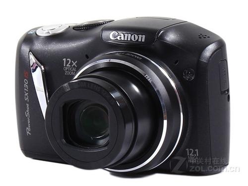 佳能sx130 is_28mm广角12倍光变 佳能SX130 IS相机_天津数码相机行情-中关村在线