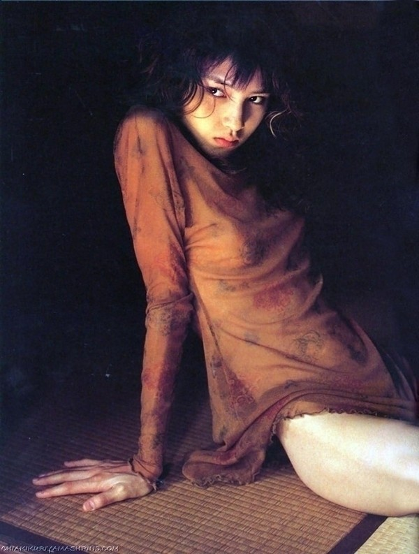人体外拍写生模特