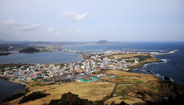 韩国济州岛风光-韩国济州岛