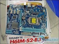 另类H61主板 技嘉GA-H61M-S2-B3仅489元