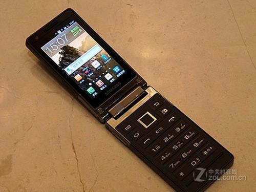 高端翻盖商务手机 三星B9120新品热销-三星 B