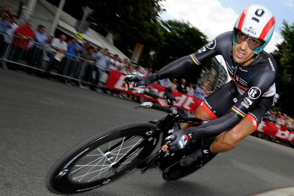 骑行的风景:2012环法自行车赛高清纪实