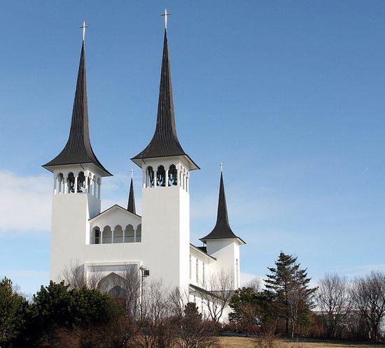 白色的教堂-盘点全球24座最美丽的教堂建筑套图-第2