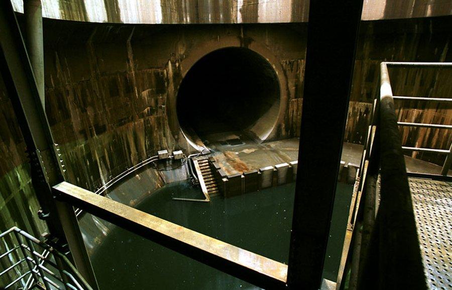 令人惊叹的日本下水道 - 冰冰 - 冰冰