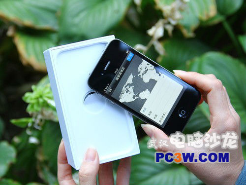 iphone5前夕武汉iphone4S报价低可分期图片 42097 500x375