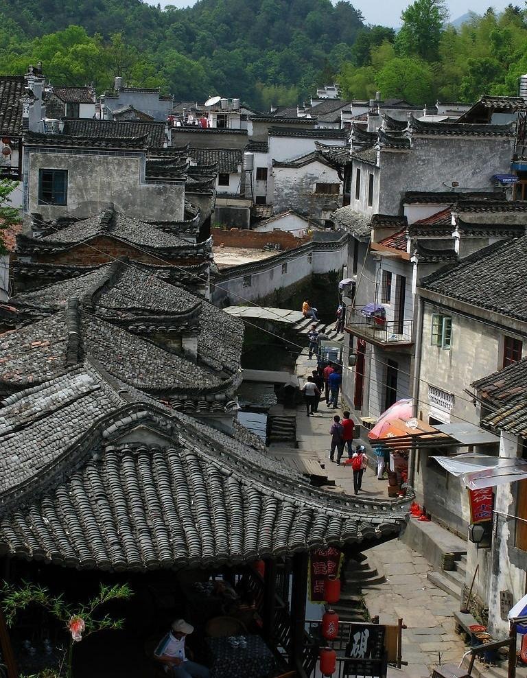 风景 古镇 建筑 旅游 民居 摄影 768_988 竖版 竖屏