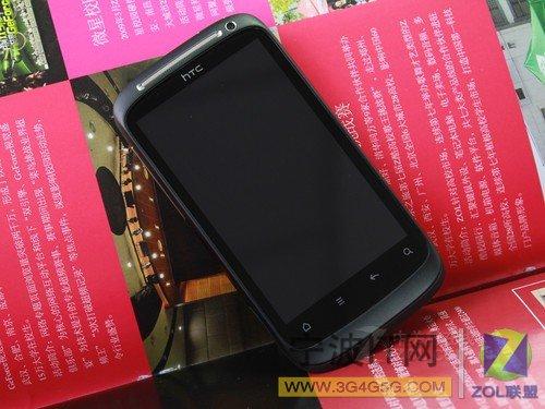 htcg12手机报价及图片 Android智能触控手机HTCG12售价1250元
