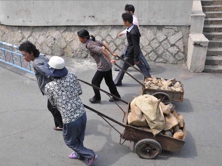 朝鲜的生活信息