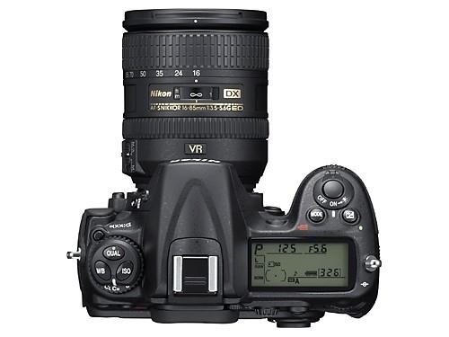 尼康数码单反相机D300S数码相机推荐