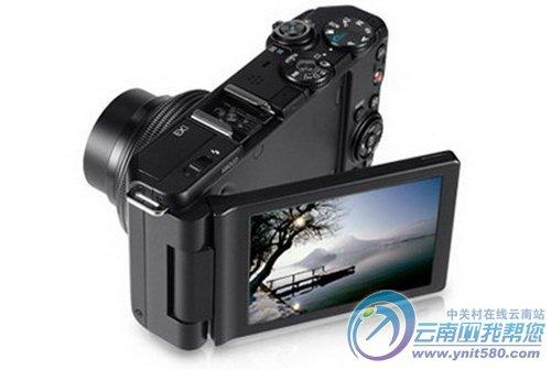 3寸翻转屏 三星EX1数码相机强悍又实用_昆明