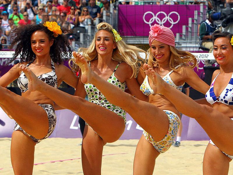 2012伦敦奥运性感瞬间