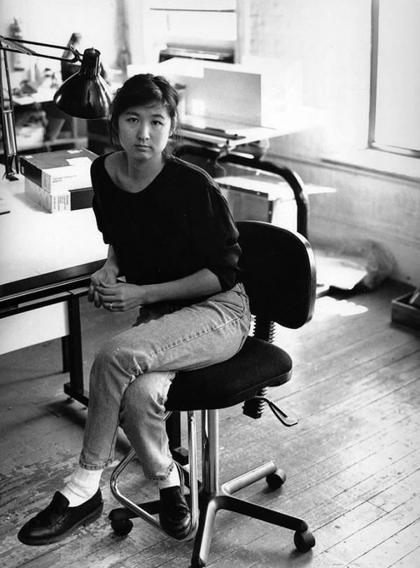 美籍华裔建筑师林璎