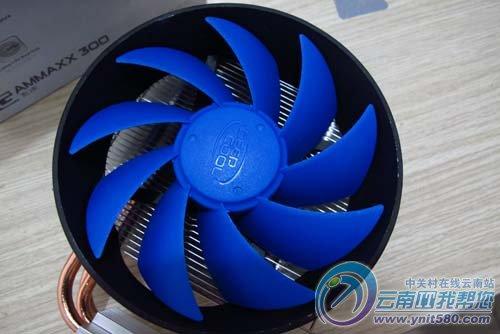 九州风神玄冰300 12cm脉宽调速风扇