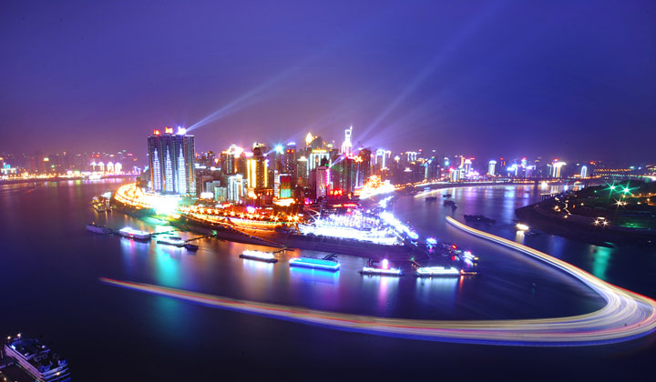 2014年4月5日 - 7日 清明节(重庆3天旅游日记)